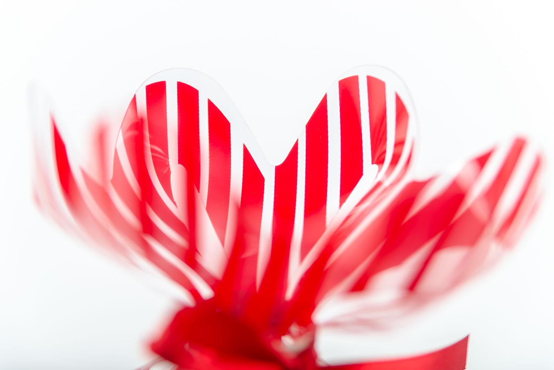 Fini Mini opakowanie typu kwiatek - cukierek powitalny