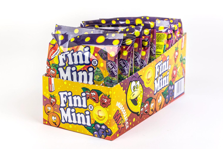 Fini Mini opakowanie zbiorcze - cukierek powitalny